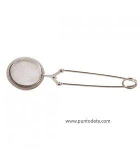 Infusor/colador para té pinza 45mm