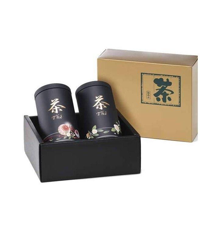 "Set de latas Japonesas ""Anakusa"""