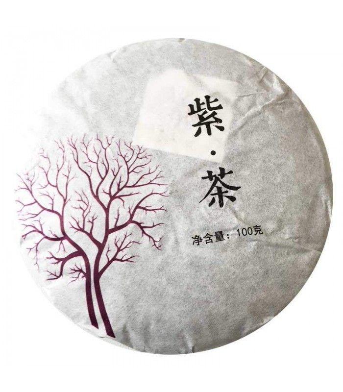 Jing Gu Zi Cha Purple Pu-erh 2015