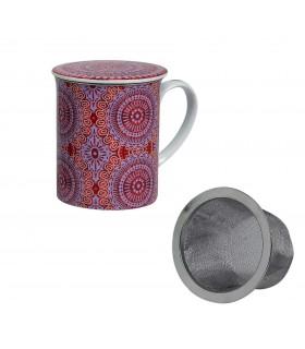 Taza para té con filtro Sonji