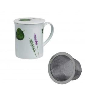 Taza para té con Primavera
