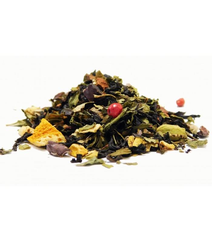 Té Negro Choc Mint Chai