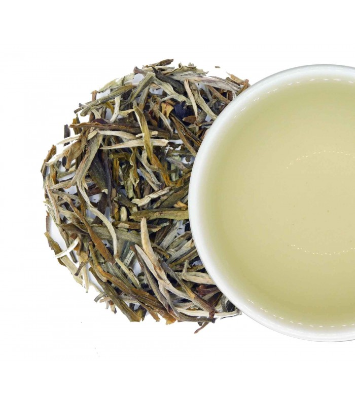 Té amarillo Huang Ya