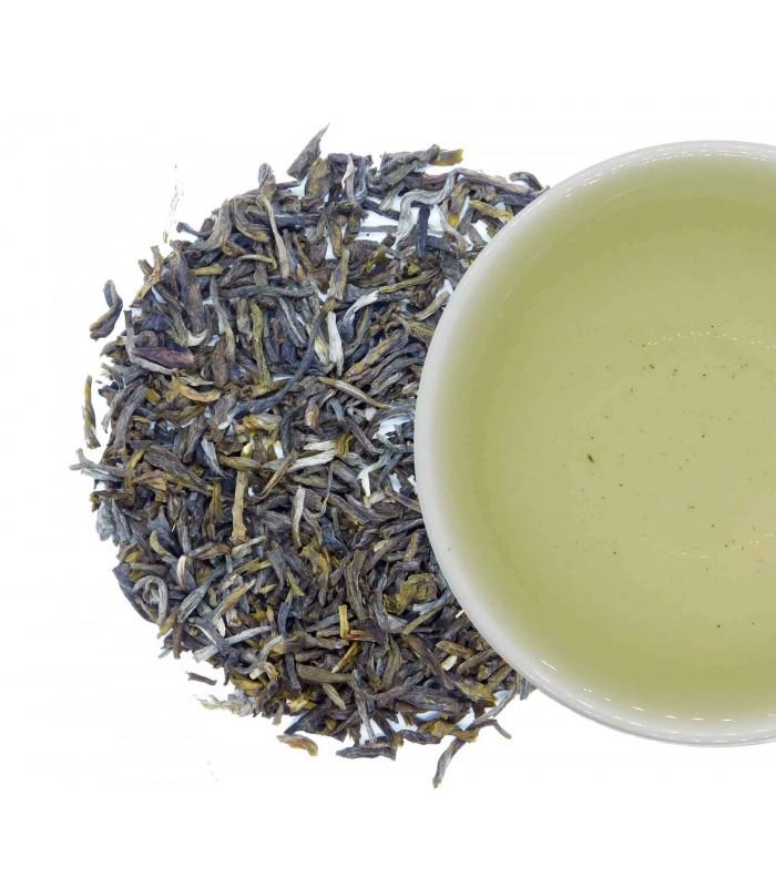 Té verde natural de yunnan