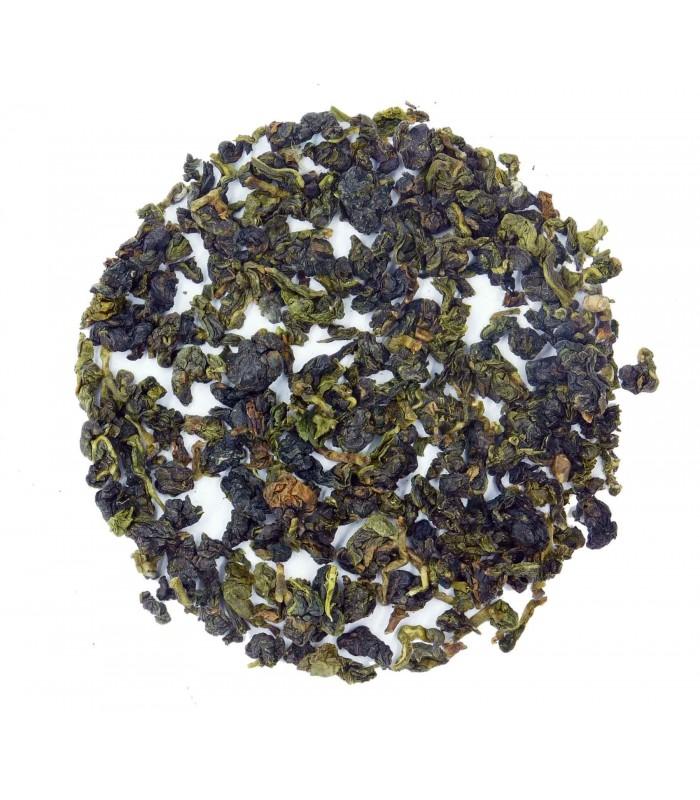 Té azul de taiwan jade oolong
