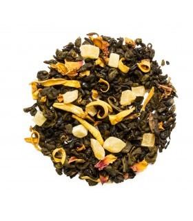 Té Verde Mango y Maracuyá