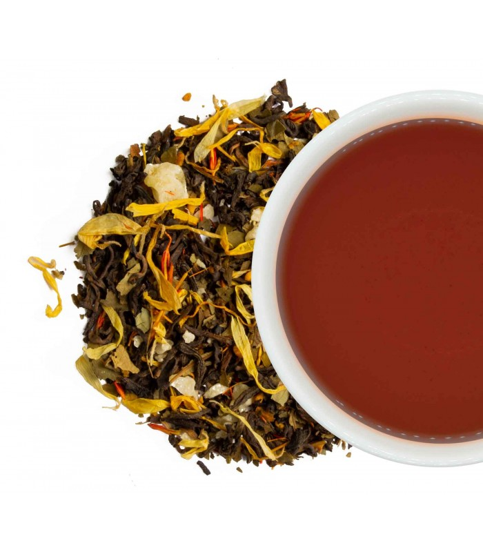 Té Rojo Puerh Honey Fruit