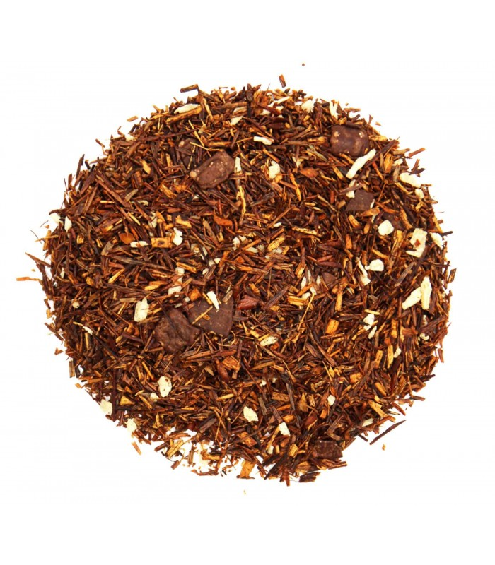 Rooibos con chocolate