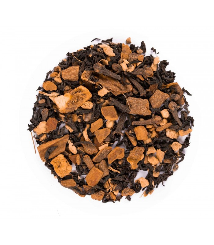Té Negro Spiced Apple Chai
