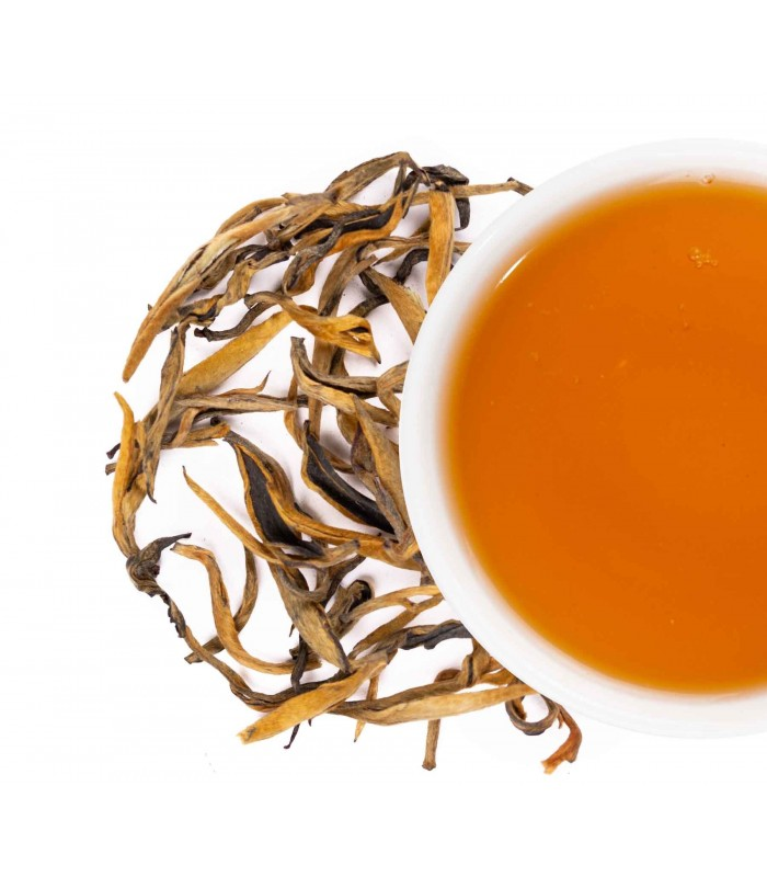 Té Negro Golden Dragon
