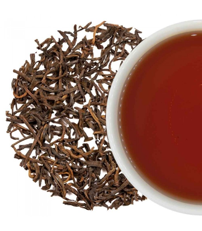 Té Rojo Queen Of Pu Erh 2014