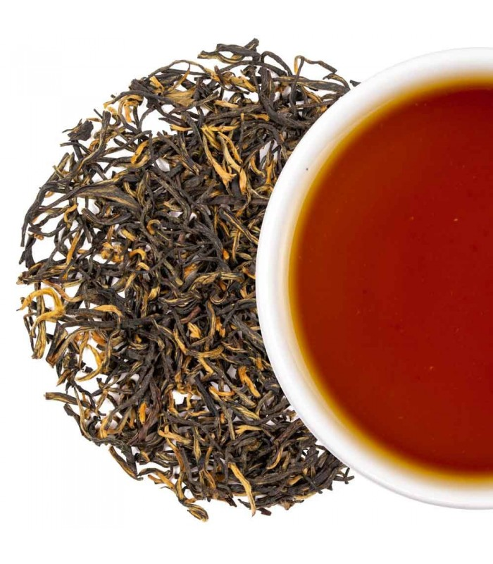 Té Negro Golden Monkey