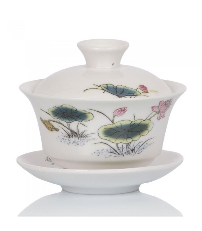 Gaiwan de Porcelana Shuli