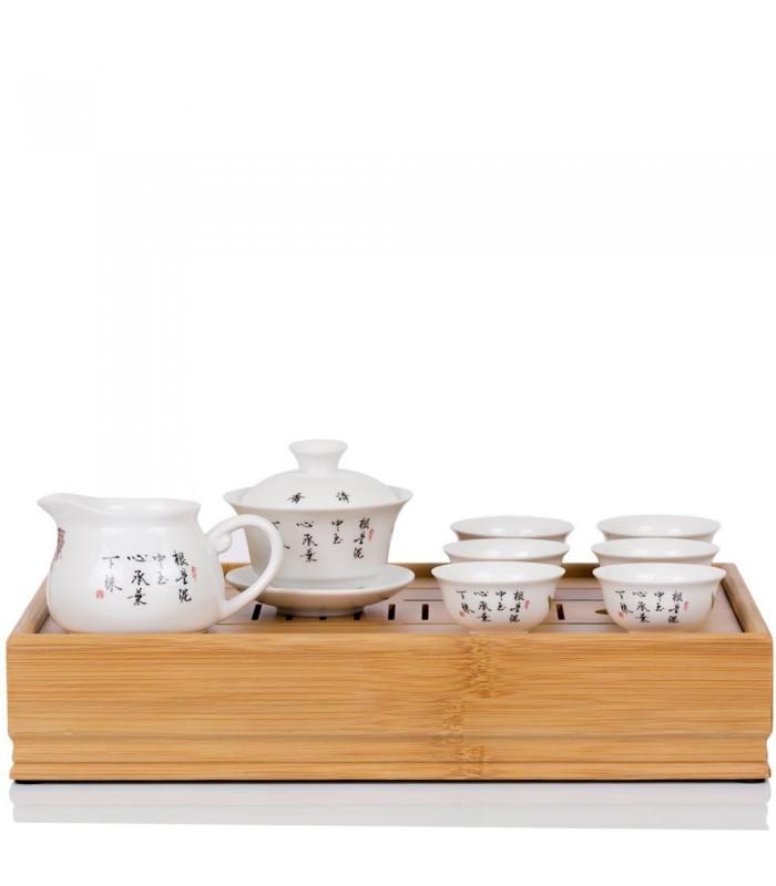 Juego de té Gongfu Shuli