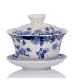 Gaiwan de Porcelana Hudie