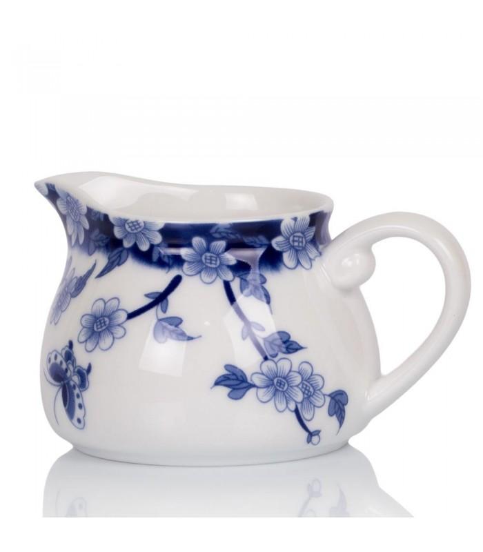 Cha Hai - Acumulador de Porcelana Hudie para Gongfu
