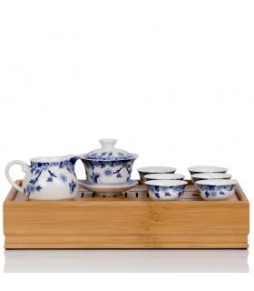 Juego de té Gongfu Hudie