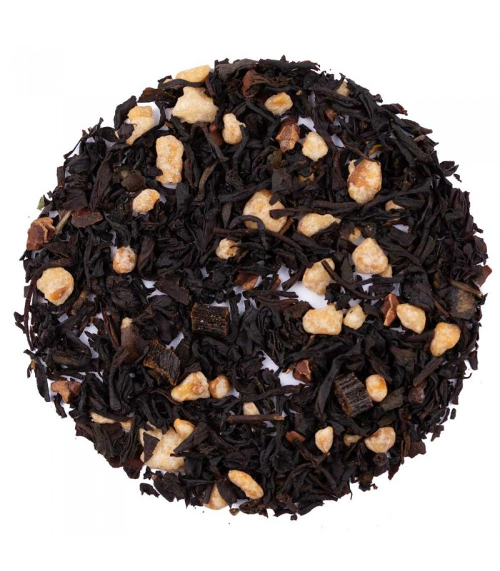 Té negro Crema de Caramelo