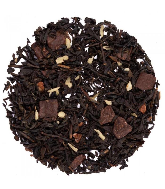 Té Negro Crema de Chocolate