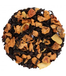 Té Negro Crunchy de Chocolate Bio