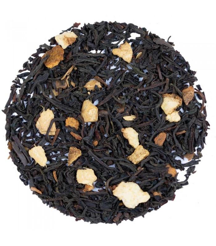 Té negro con especias