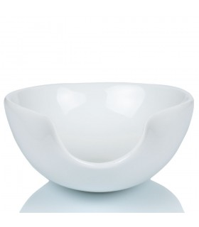 Cha He de porcelana - Presentación del té
