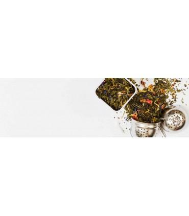 Mezclas con té verde