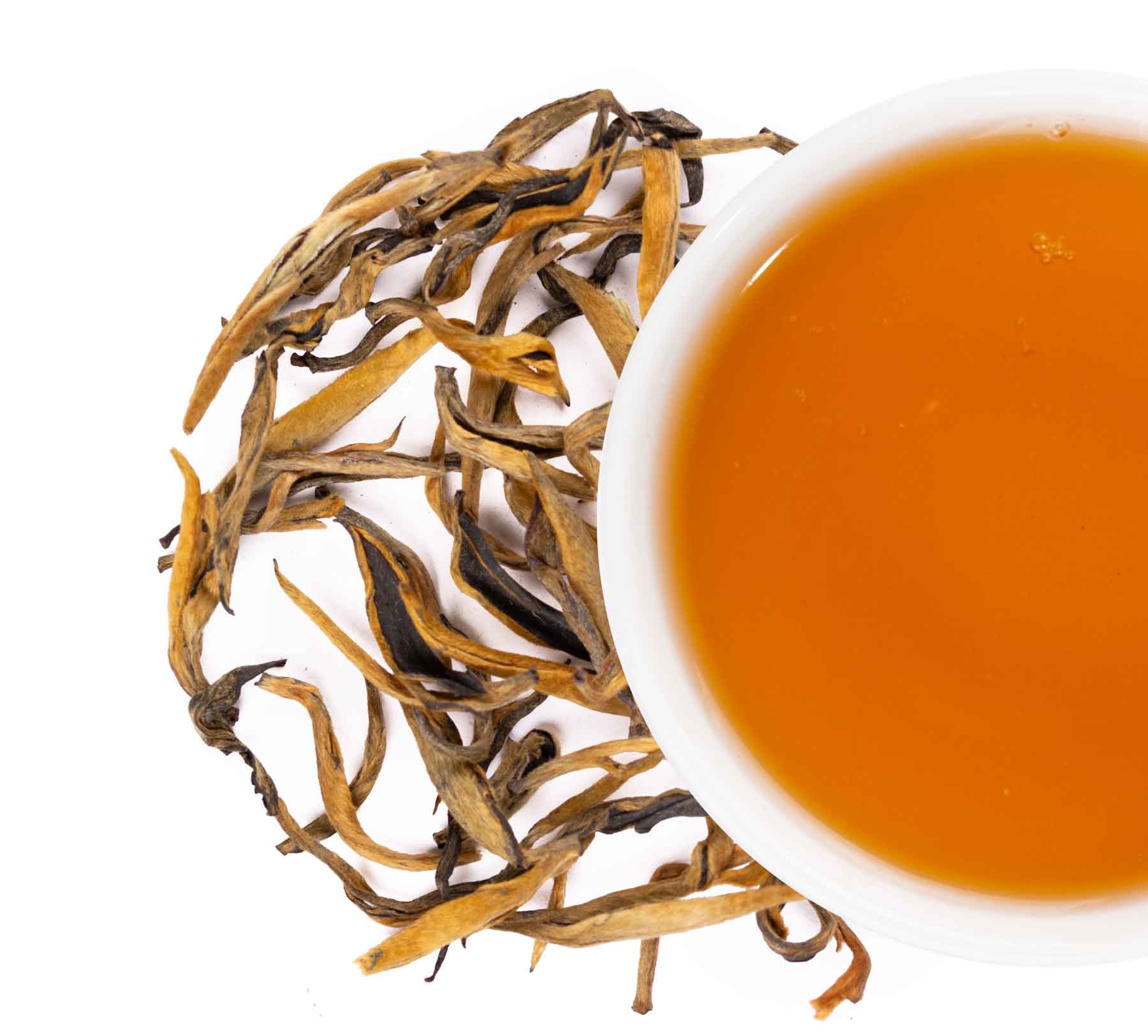 Té Negro Golden Dragom