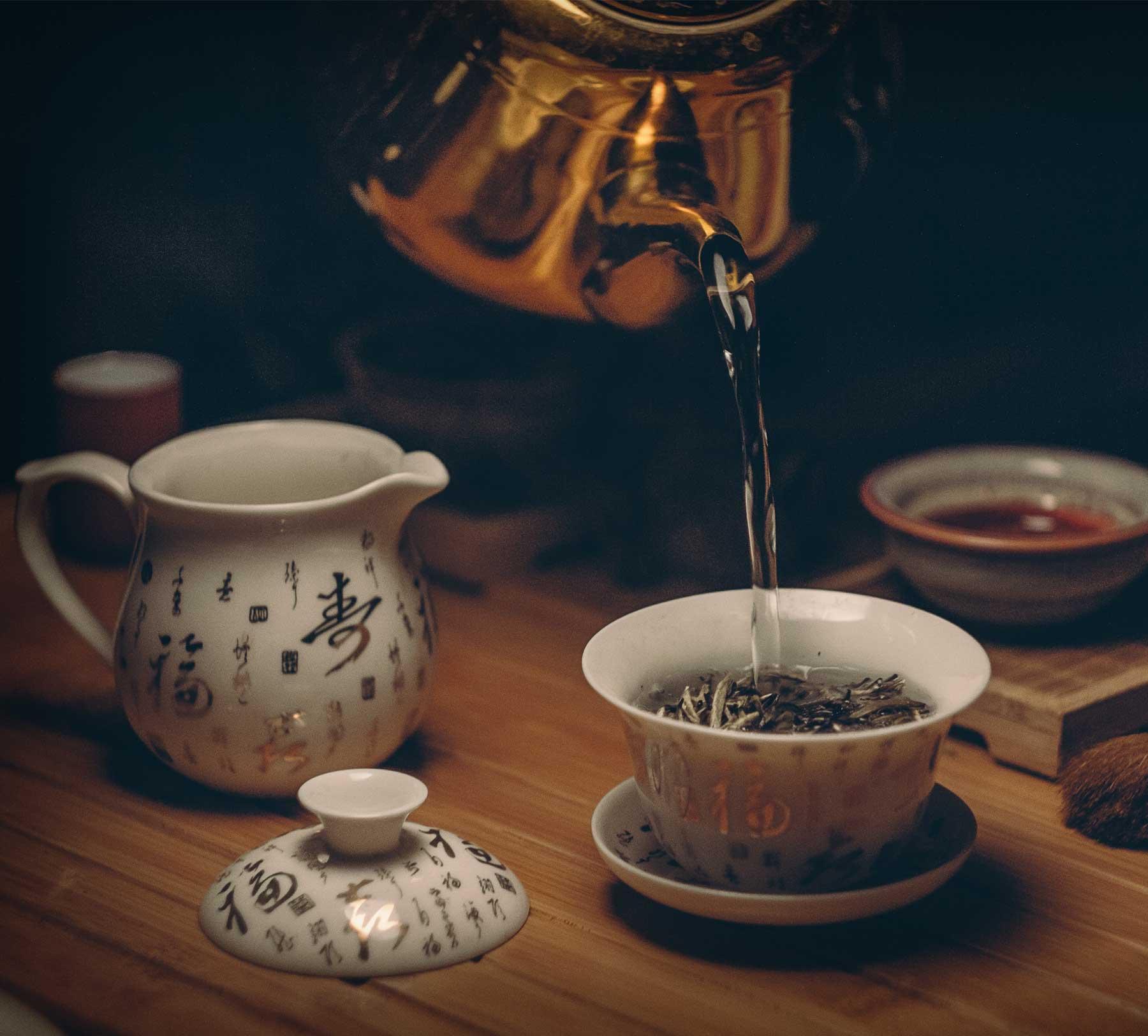 Beneficios de tomar té para la salud