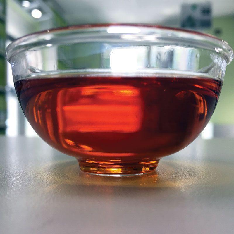Infusión de nuestro té negro