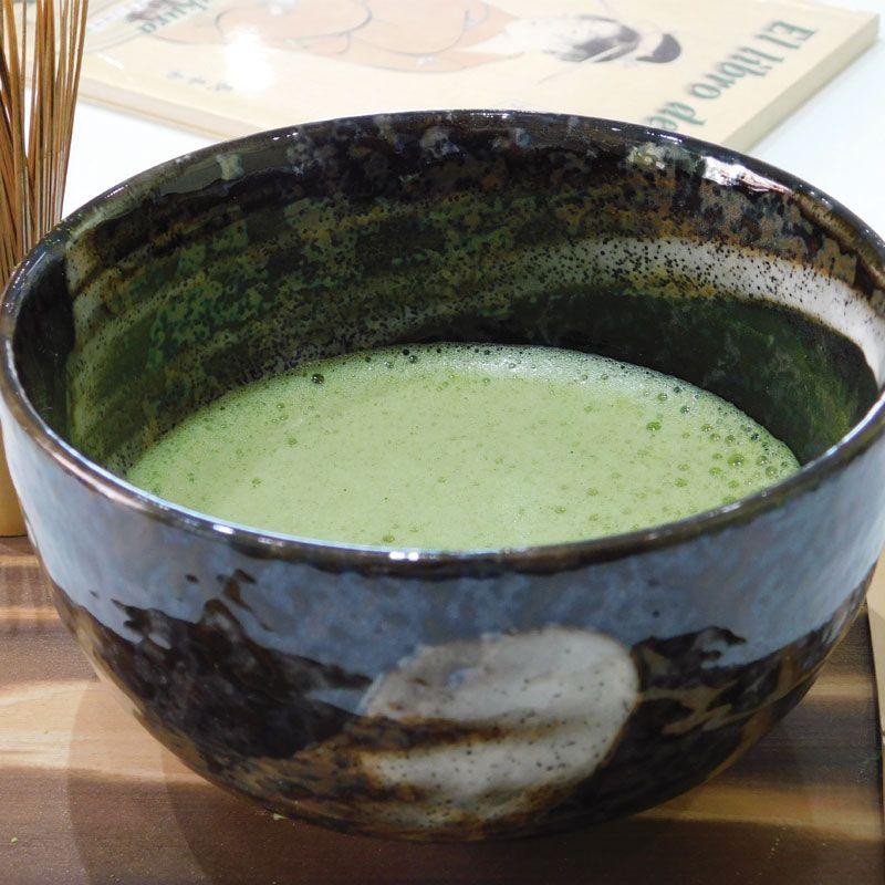 propiedades del té matcha