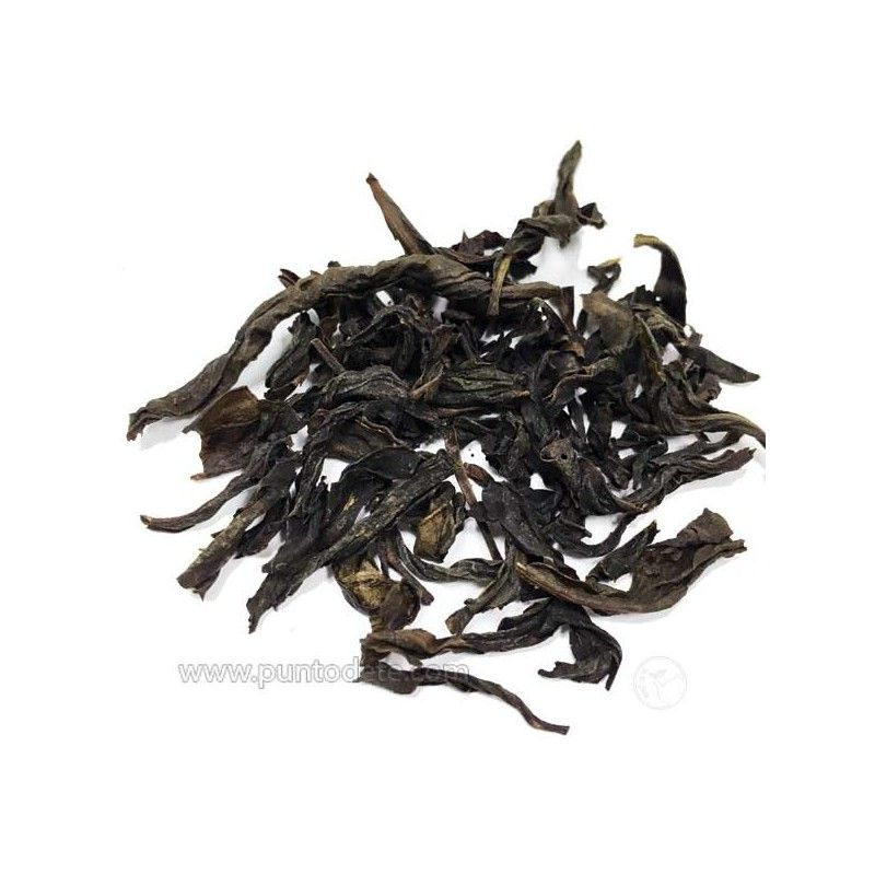 Te Oolong Da Hong Pao